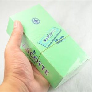 70mm Mascotte Gomme Finest Quality Rolling Papers