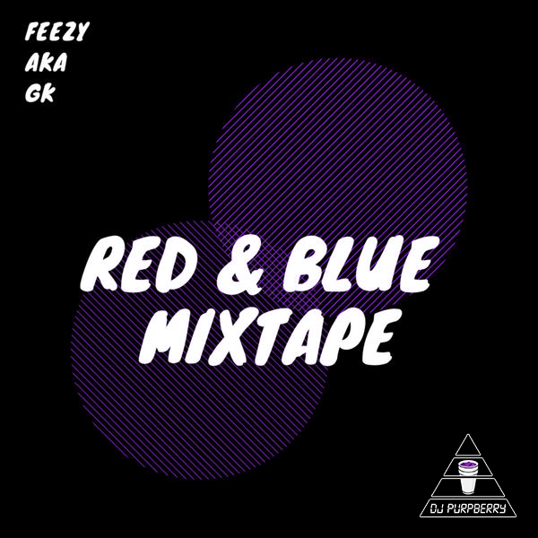 RED & BLUE MIXTAPE (CHOPPED AND SCREWED)